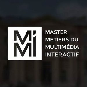 Logo de l' Université Paris 1 Panthéon Sorbonne Multimedia Interactif