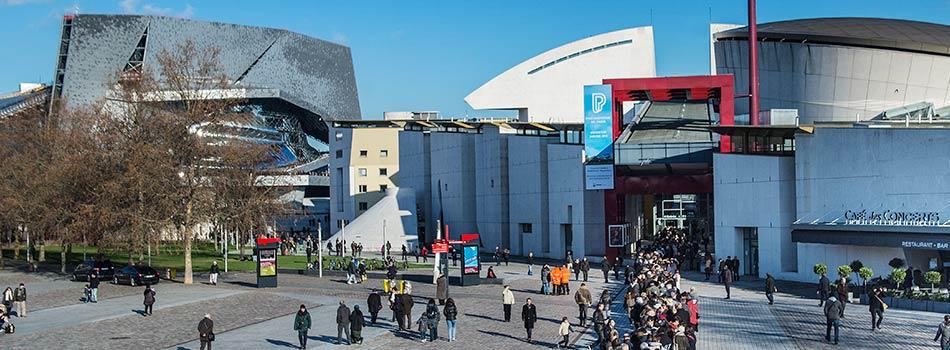 La Cité de la musique Philharmonie de Paris
