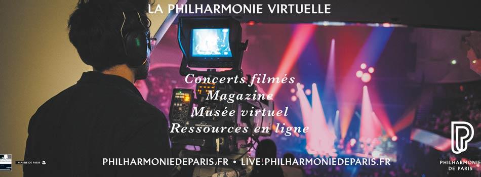 La Philharmonie virtuelle