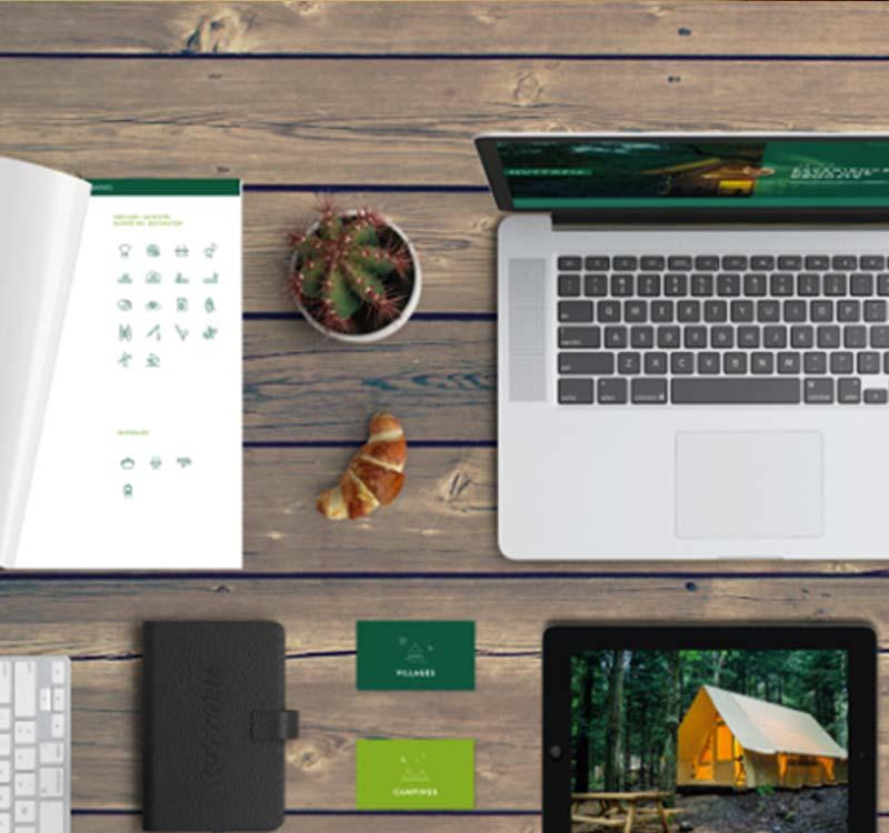 Huttopia : webmarketing et tourisme